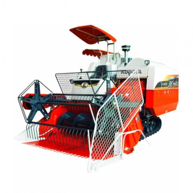 Máy gặt thu hoạch bắp CK60