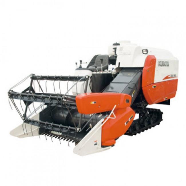 Máy gặt đập liên hợp Kubota DC35 - Ver 02